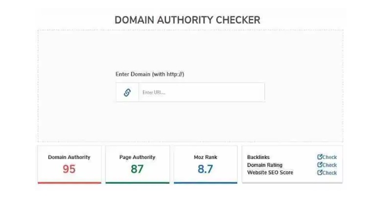 consider the website authority checker_image