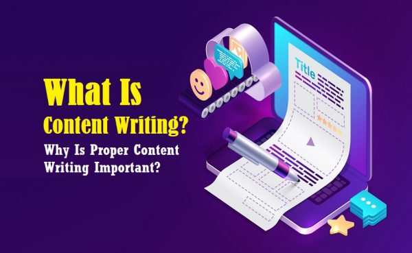 learn about what is content writing