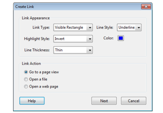 Include Links in pdf_image
